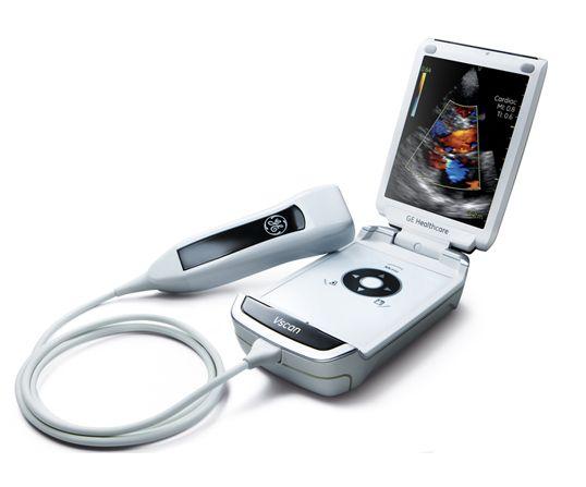 Handheld echoardiography