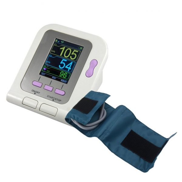Blood pressure monitor for dogs and cats
